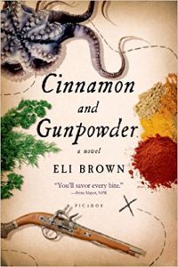 Cinnamon and Gunpowder by Eli Brown